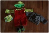 Ausstattungspacket Babypuppe