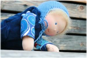 Babypuppe Pitt 01